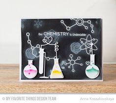 Handmade card from Anna Kossakovskaya featuring Laina Lamb Design Undeniable…