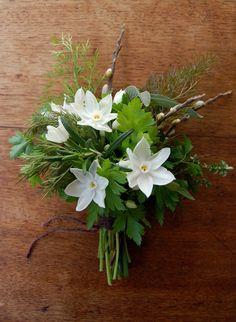 Herbal bouquet.