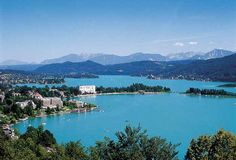 Lake Worthersee holidays | Lake Worthersee Austria | Crystal Summer