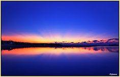 Panoramio - Photo of Sunset Horizon
