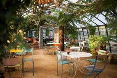 Petersham Nurseries Cafe, Richmond, Surrey