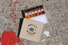 6-Dram Sample Pack of @HellaBitter