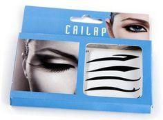 Eyeliner stickers
