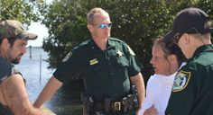 Indian River County authorities save two after boat sinks at Oslo Boat Ramp - w/photos