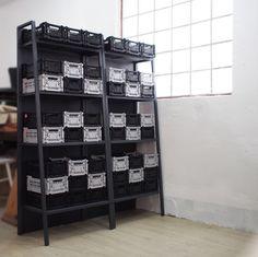 [손잡이닷컴] S-MENTOR [하비] 파티션 선반 만들기 - Create a partition shelf