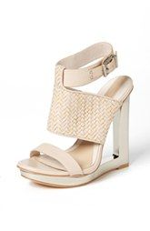 BCBGMAXAZRIA 'Mave' Leather Sandal