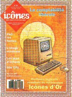 couverture 20 revue Icônes, des souris et des hommes by eric.delcroix, via Flickr