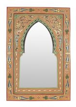 A selection of Moroccan mirrors handmade hand engraved and hand-painted by master craftsmen in Morocco Mirrors with beautiful hand crafted frames in Moroccan Mirror, Frame Crafts, Hand Engraving, Morocco, Craftsman, Tea Pots, Sink, Hand Painted, Rugs
