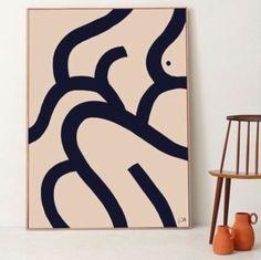 Les toiles de Caroline Walls • Les Bons Détails