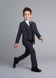 Dolce & Gabbana boyswear spring summer 2014: Junior's Top Picks! Love to see my son in this suit!
