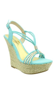 Pisa-4 Wedge Sandal