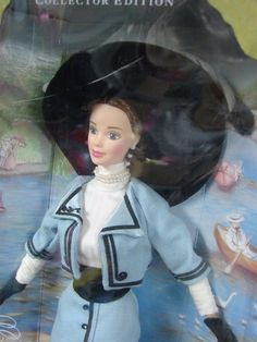 Mattel 1997 Promenade in the Park Barbie doll | eBay