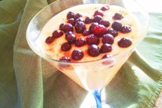 Vegan+Recipe:+Mango-Pineapple+Mousse+with+Coconut+and+Cardamom
