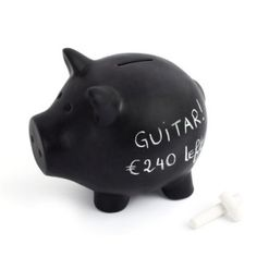 Coin bank Oink Bank ceramic, cool gifts and presents from Balvi.