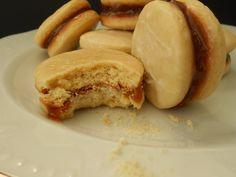 Mi mundo pinkcake: Alfajores cordobeses
