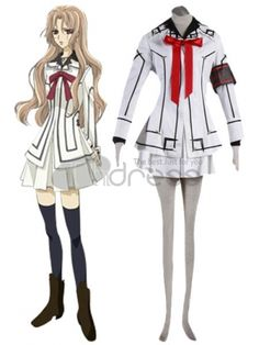 Vampire Knight Souen Ruka Halloween cosplay costume Dresses, Costumes, Jewelry & More. Save on the Hottest Fashion Today! New Styles Added Daily. Miku Cosplay, Anime Cosplay Costumes, Cosplay Characters, Cosplay Outfits, Anime Outfits, Cosplay Ideas, Costume Ideas, Vampire Knight Cosplay, Costume Vampire