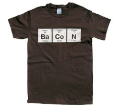 Periodical Elements of Bacon: Clothing