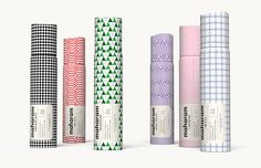 packaging/product design: maharam aromatic interior sprays | ceft and company new york