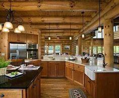 Fantástica e iluminada cocina. - LARA G - Google+