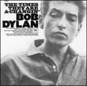 Times They Are A Changing by Bob Dylan - Vinyl LP
