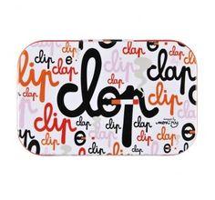 """Boîte à cigarettes """"Clip Clap Clop"""" - DLP - Valerie Nylin"""