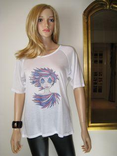 Alle land, for å se hele vårt utvalg av unike design på kvinners topper, vennligst besøk: www.etsy.com/shop/AliceBrands. Du kan også se hele vårt utvalg på vår Alice Brands hjemmeside: www.alicebrands.co.uk #alicebrands