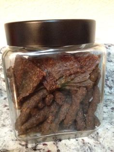 Making beef jerky is easy and cost-effective, especially with a dehydrator. Learn how to make your own beef jerky with two of my favorite recipes. Tender Beef Jerky Recipe, Simple Beef Jerky Recipe, Deer Jerky Recipe, Homemade Beef Jerky, Beef Jerky Dehydrator, Dehydrator Recipes, Jerkey Recipes, Smoker Recipes, Making Beef Jerky