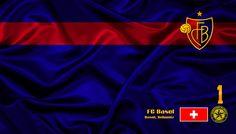 FC Basel - Veja mais e baixe de graça em nosso Blog http://soccerflags.blogspot.com.br