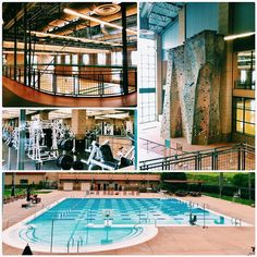 Anteater Recreation Center - UC Irvine. From UC Irvine's Instagram account (@UCIrvine)