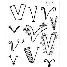 Pin by heather morris on doodle: lettering tipografía letras Doodle Fonts, Doodle Lettering, Creative Lettering, Lettering Styles, Brush Lettering, Hand Lettering Alphabet, Calligraphy Letters, Typography Letters, Caligraphy