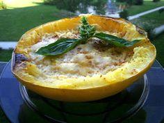 Kuchnia w szuwarach: #3 Zapiekana dynia makaronowa