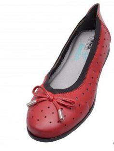 Rieker bőr cipő