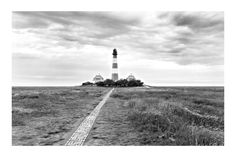 "500px / Photo ""Westerhever Lighthouse"" by Sebastian Bertsch"