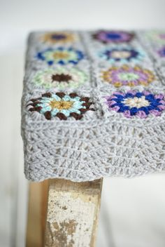 wood & wool stool chantal #2 | Flickr - Photo Sharing!