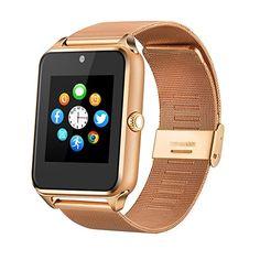 Fantime Bluetooth Smart Watch Phone, Wrist Watch Phone Su... https://www.amazon.com/dp/B01GJCLPSS/ref=cm_sw_r_pi_dp_x_A.3dybZBA3RWP