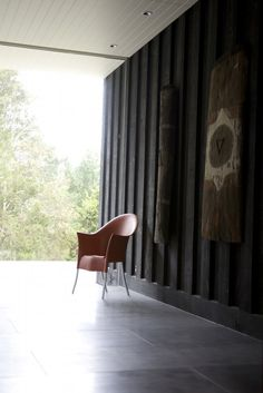 Matakana House by Jack McKinney Architects Contemporary Barn, Open Up, Cladding, Facade, Minimalism, Architects, House Design, Building, Interior