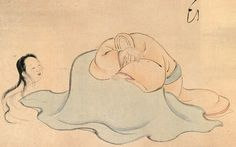 """Japanese folklore contains the legend of a vampire-like creature called the nukekubi, meaning """"prowling head."""" By day, a nukekubi is largely indistinguishable from an ordinary person. At night, however, its head detaches from the neck and flies away. The flying head of the nukekubi preys on mortal flesh: Once it has found its victim, it emits a paralyzing scream before going in for the kill. Often the nukekubi has no idea what they are. They might only recall dreams of seeing their room from…"""