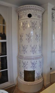 Swedish Style, Scandinavian Style, Fireplace Design, Small World, Old Houses, Interior And Exterior, Marriage, Elegant, Antiques