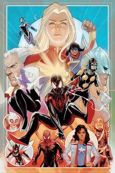 Avengers Marvel Heroes Venom Comic Issue 10 Limited Variant Modern Age First Print 2019 Cates Stegman Marvel Comics Superheroes, Marvel Art, Marvel Heroes, Marvel Avengers, Marvel Characters, Captain Marvel News, Phil Noto, Venom Comics, Mundo Comic