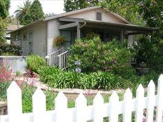 The Mesa (Beach Area) Vacation Rental - VRBO 231801 - 2 BR Santa Barbara House in CA, Butterfly Cottage Santa Barbara