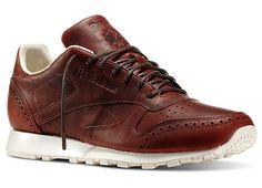 35654776b Men's Classic Leather Lux CF Stead Shoes V55142 Reebok, Sandały, Obuwie  Męskie, Tenis
