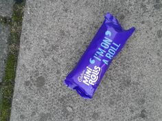 Found, St Andrews Road. Rolled right away!