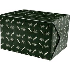 New York Jets NFL Wrapping Paper