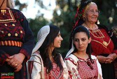 Palestinian beauty.