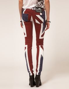 All things British..Literally want these pants so bad!!