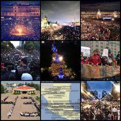 Manifestaciones nivel mundial. Ayotzinapa Global.