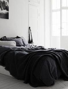 bedroom styling inspiration, scandinavian bedrooms, scandinavian interior via http://www.scandinavianlovesong.com/