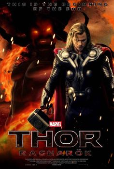 Thor must confront the gods to the gods when Asgard is threatened with Ragnarok, the Norse apocalypse.