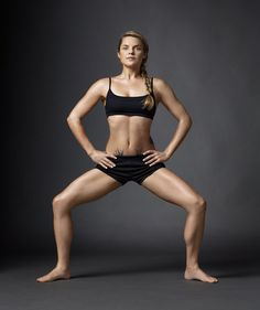How to Do aPlié Squat | This easy-to-masterbarre moveis a real leg burner.