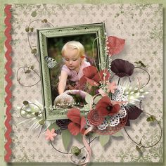 Poppies of autumn Poppies, Scrap, Autumn, Frame, Home Decor, Picture Frame, Decoration Home, Room Decor, Scrap Material